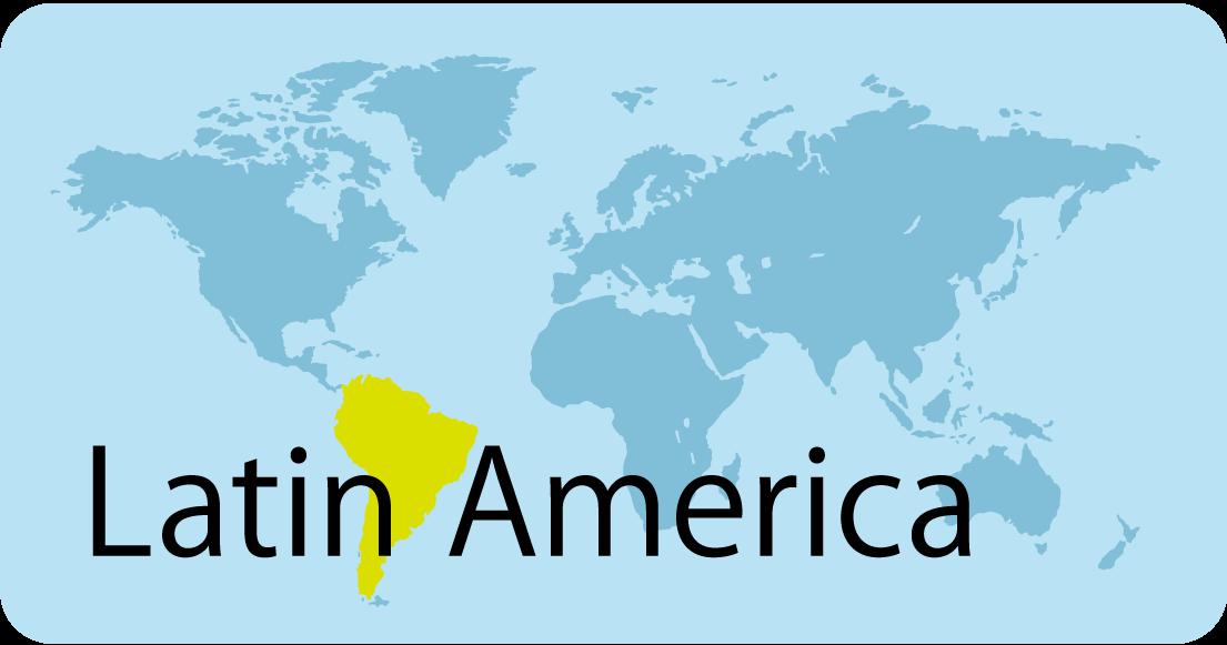 中南米エリア