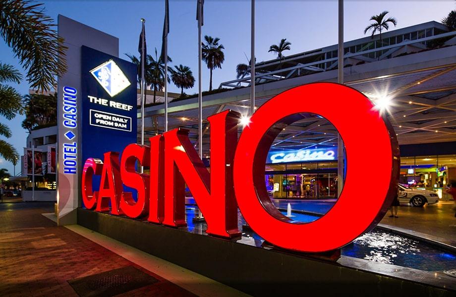 ケアンズで人気のカジノホテルでカジノを楽しむ!