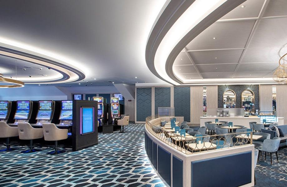 リゾートビーチとカジノホテルが融合した贅沢なリゾートカジノ