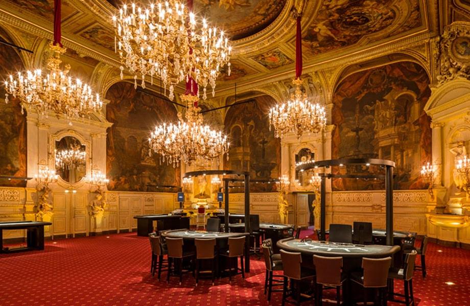 世界で最も美しいと言われるカジノ「カジノ・バーデン」