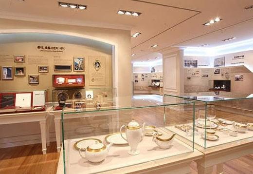 韓国初のホテル博物館でホテルの歴史も知ることが出来る