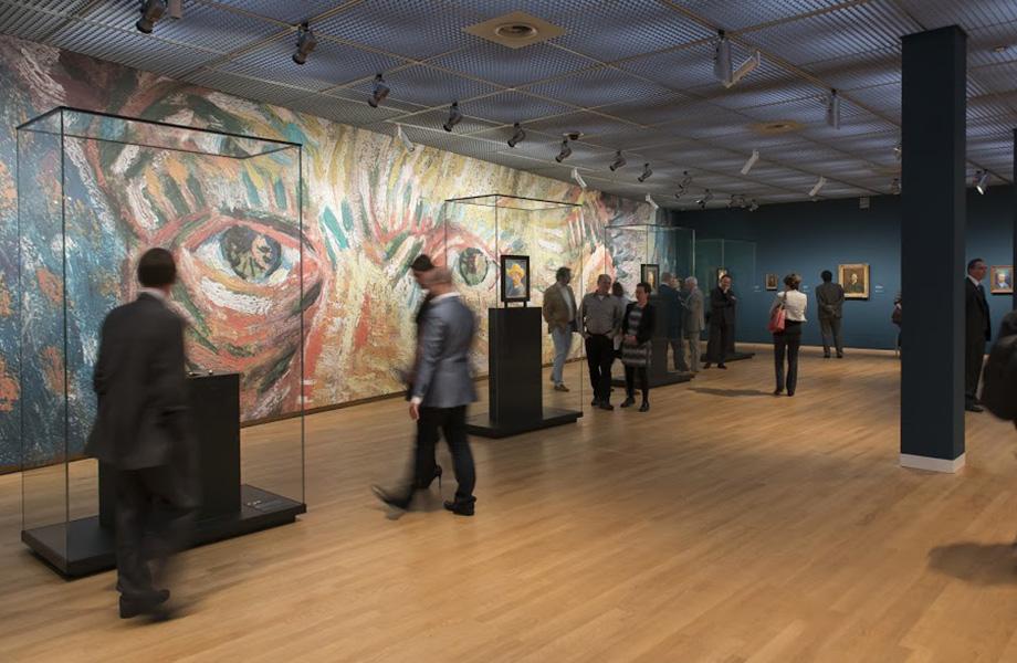 有名なゴッホの作品を数々楽しむ事ができる「ゴッホ美術館」