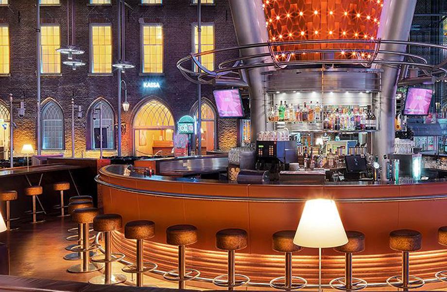 修道院をリノベーションしたヨーロッパで最も美しいカジノの一つ「ホランド・カジノ ブレダ」