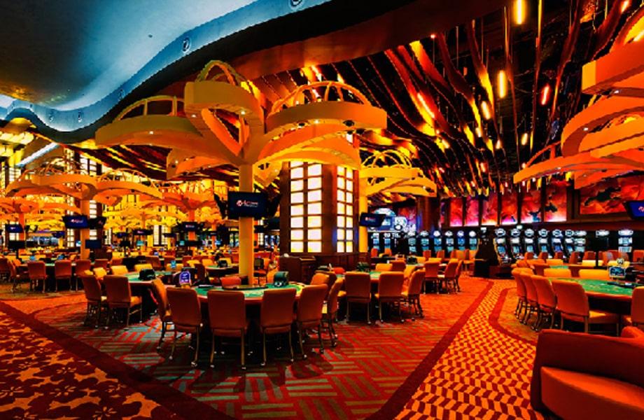 政府公認のカジノ「リゾート・ワールド・セントーサカジノ」