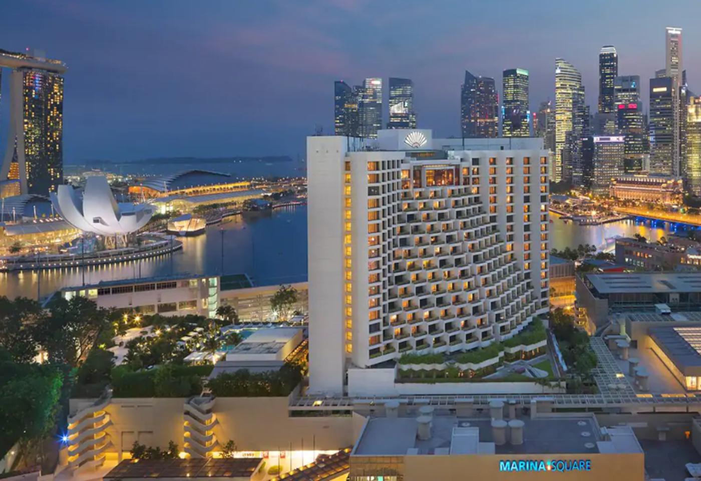 マンダリン・オリエンタル・シンガポール