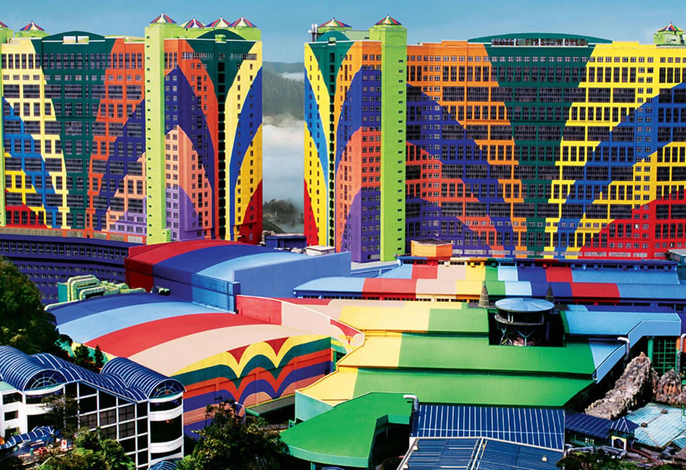 ファースト ワールド ホテル