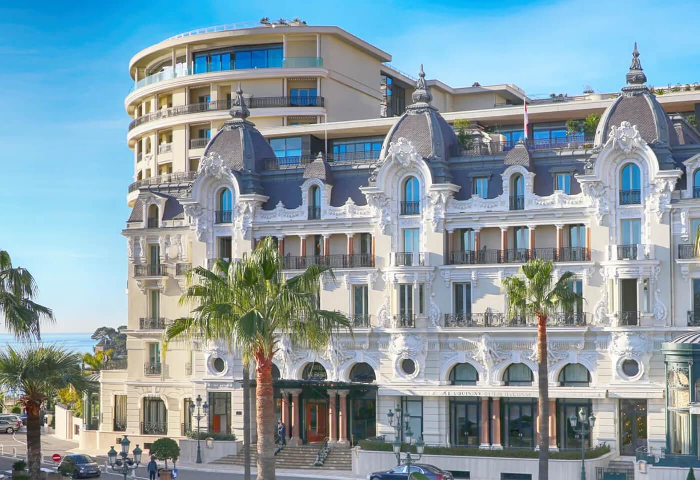 ホテル ド パリ