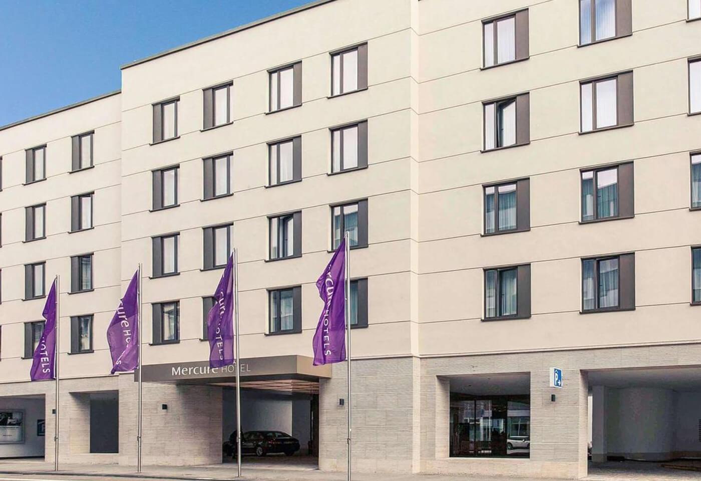 メルキュール ホテル ヴィースバーデン シティ