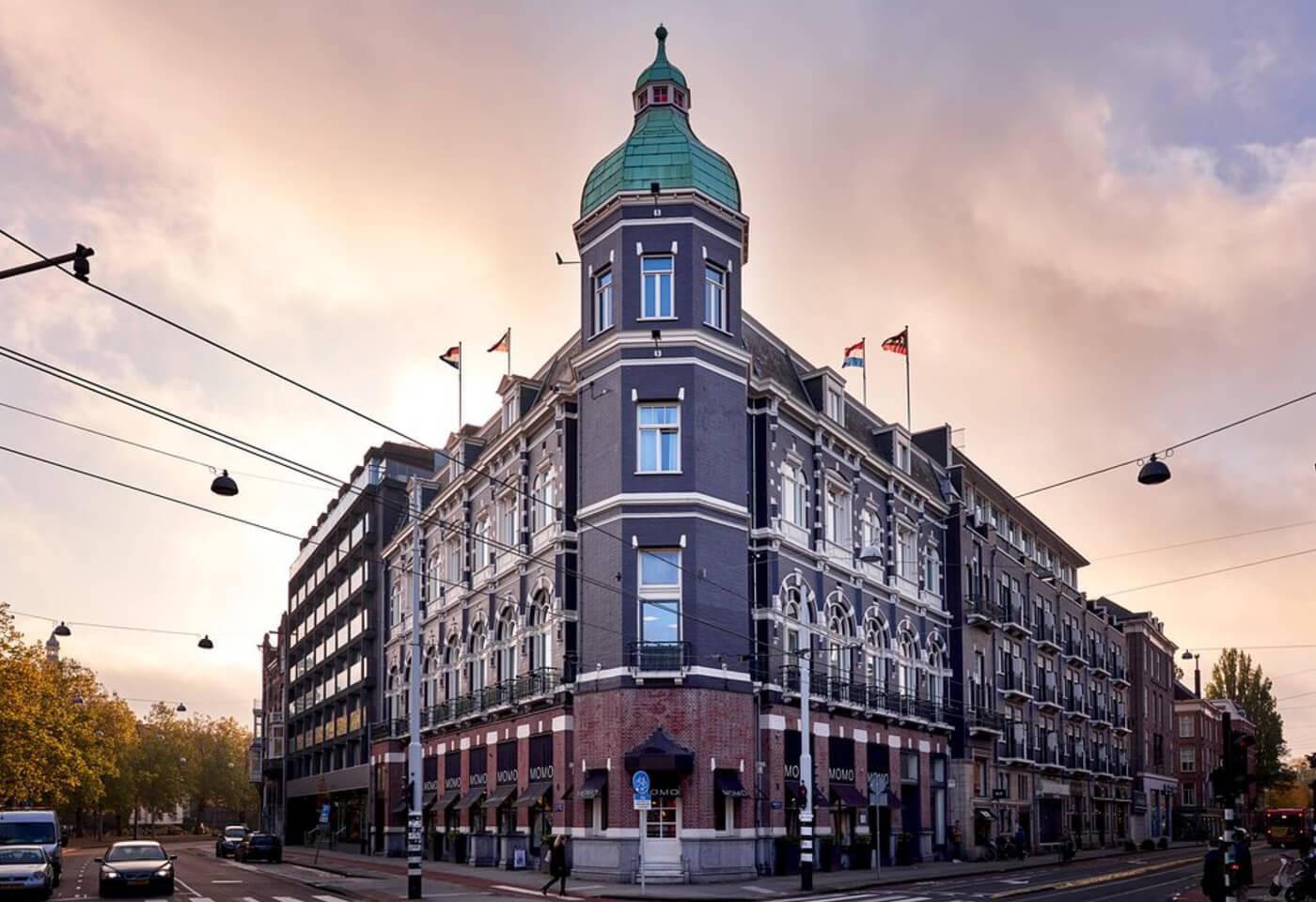 パークホテル アムステルダム