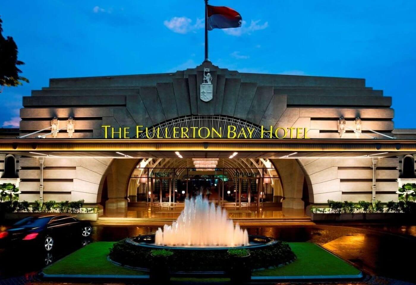 ザ・フラートン・ベイ・ホテル・シンガポール