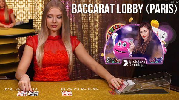 Live Baccarat Mobile(Paris)