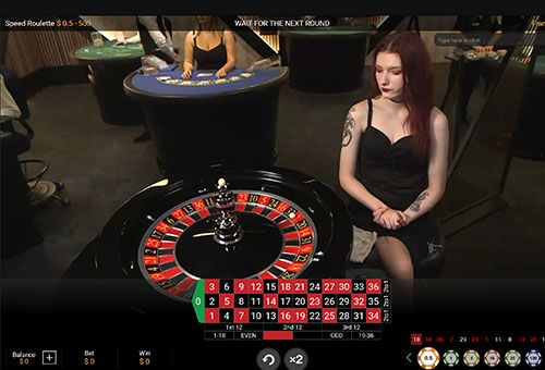 SPEED BET ROULETTE